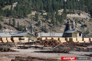 В Забайкалье появился цех по переработке древесных отходов в топливо