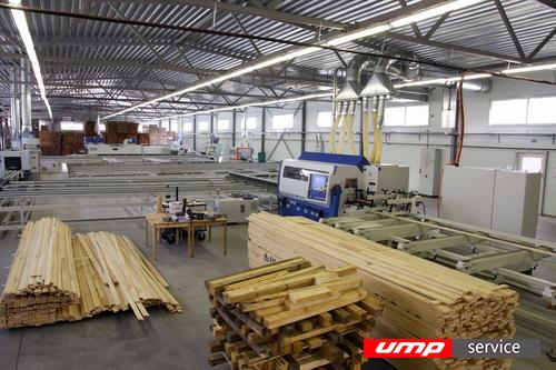 В Лесосибирске появится новый деревообрабатывающий завод