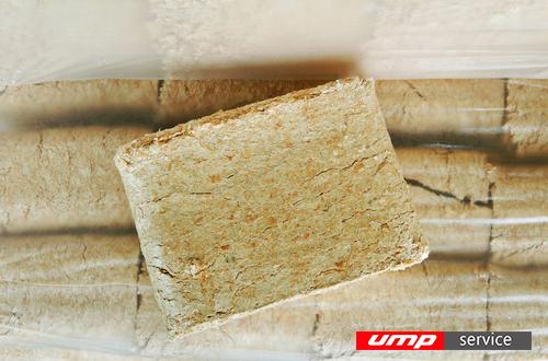 В Иркутской области открыто производство древесных топливных брикетов